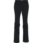 686 Gossip Softshell Womens Snowboard Pants, Black, medium