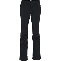 686 Gossip Softshell Womens Snowboard Pants, Black, 256