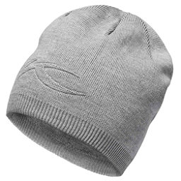 KJUS Turn Hat, Silver Fog Melange-Atlanta Blu, 256