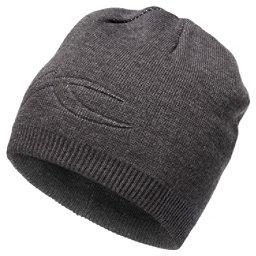 KJUS Turn Hat, Black Melange-White, 256