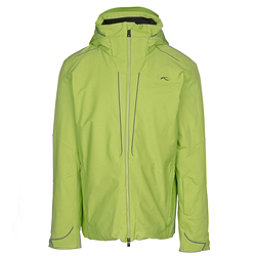 KJUS Boval Mens Insulated Ski Jacket, Lime Green, 256