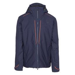 KJUS Boval Mens Insulated Ski Jacket, Atlanta Blue, 256