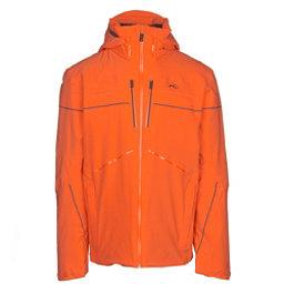 KJUS Speed Reader Mens Insulated Ski Jacket, Kjus Orange, 256