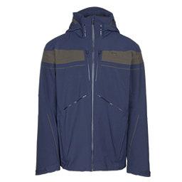KJUS Speed Reader Mens Insulated Ski Jacket, Atlanta Blue, 256