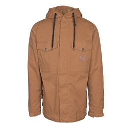 ThirtyTwo Bronson Mens Insulated Snowboard Jacket, Copper, 256