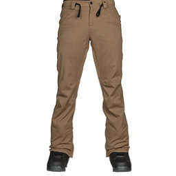 ThirtyTwo Wooderson Mens Snowboard Pants, Tobacco, 256