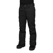 ThirtyTwo Essex Mens Snowboard Pants, Black, medium