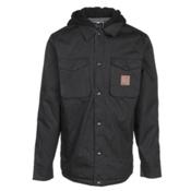 ThirtyTwo Myder Mens Jacket, Black, medium