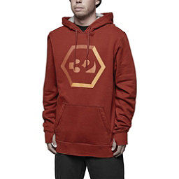ThirtyTwo Marquee Mens Hoodie, Oxblood, 256
