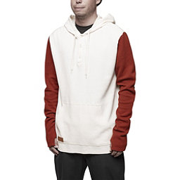ThirtyTwo Dixon Thermal Mens Hoodie, Dirty White, 256