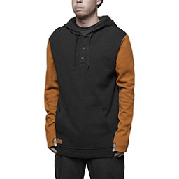 ThirtyTwo Dixon Thermal Mens Hoodie, Black, 256
