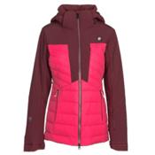 Orage Jasmine Womens Insulated Ski Jacket, Tawny Pink, medium