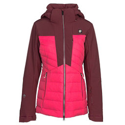Orage Jasmine Womens Insulated Ski Jacket, Tawny Pink, 256