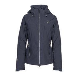 Orage Grace Womens Insulated Ski Jacket, Indigo, 256