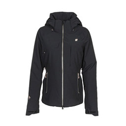 Orage Grace Womens Insulated Ski Jacket, Black, 256