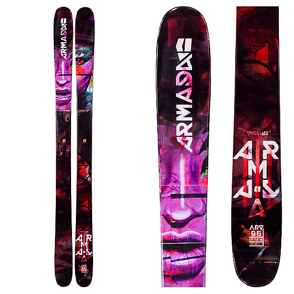 Armada ARV 96 Skis 2018, , 600