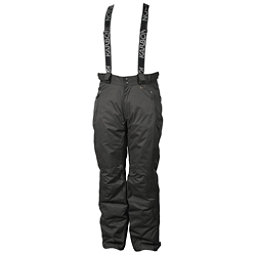Karbon Earth Mens Ski Pants, Charcoal, 256