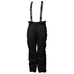 Karbon Earth Mens Ski Pants, Black, 256