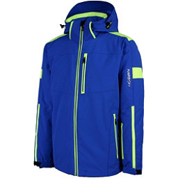 Karbon Apollo Mens Insulated Ski Jacket, Empire-Neon Lime, 256