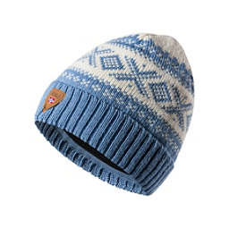 Dale Of Norway Cortina 1956 Hat, Blue Shadow-Off White, 256