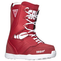 ThirtyTwo Lashed Crab Grab Snowboard Boots 2018, Red, 256
