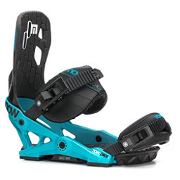 NOW Pilot Snowboard Bindings 2018, Blue, 256