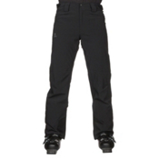 Salomon Icemania Mens Ski Pants, Black, medium