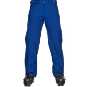 Salomon Fantasy Mens Ski Pants, Surf The Web Heather, medium