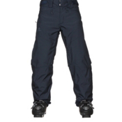 Salomon Fantasy Mens Ski Pants, Night Sky Heather, medium