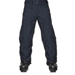 Salomon Fantasy Mens Ski Pants, Night Sky Heather, 256