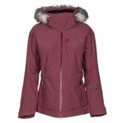 Salomon Weekend Womens Insulated Ski Jacket, , medium