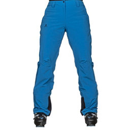 Salomon Icemania Womens Ski Pants, Sky Diver, 256