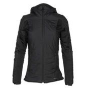 Salomon Drifter Hoodie Womens Mid Layer, Black, medium