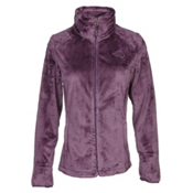 The North Face Osito 2 Womens Jacket, Black Plum, medium