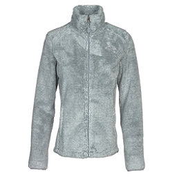 The North Face Osito 2 Womens Jacket, High Rise Grey-Mid Grey Stripe, 256