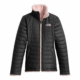 The North Face Reversible Mossbud Swirl Kids Jacket, Graphite Grey, 256