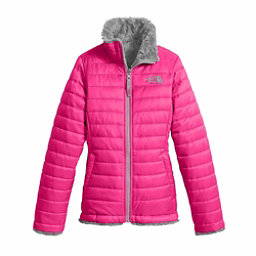 The North Face Reversible Mossbud Swirl Kids Jacket, Petticoat Pink, 256