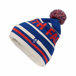 The North Face Ski Tuke V Hat, Bright Cobalt Blue-Centennial, 256