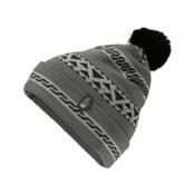 The North Face Ski Tuke V Hat, Monument Grey Woolen Print, medium