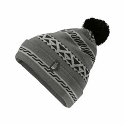 The North Face Ski Tuke V Hat, Monument Grey Woolen Print, 256