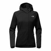 The North Face Arcata Hoodie Womens Jacket, TNF Black, medium