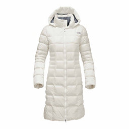 The North Face Metropolis II Parka Womens Jacket, Vintage White, 256