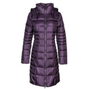 The North Face Metropolis II Parka Womens Jacket, Dark Eggplant Purple, medium