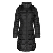 The North Face Metropolis II Parka Womens Jacket, TNF Black, medium