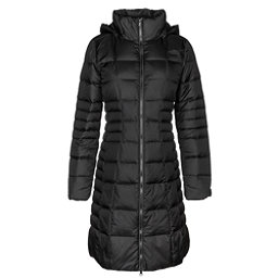 The North Face Metropolis II Parka Womens Jacket, TNF Black, 256