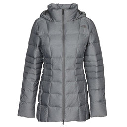 The North Face Transit II Womens Jacket, TNF Medium Grey Heather, 256