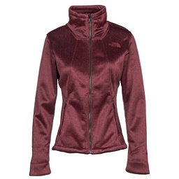 The North Face Apex Chromium Thermal Womens Soft Shell Jacket, Sequoia Red Herringbone, 256