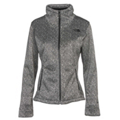 The North Face Apex Chromium Thermal Womens Soft Shell Jacket, TNF Black Herringbone, medium