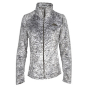 The North Face Novelty Osito Womens Jacket, New Taupe Green Marble Print, medium