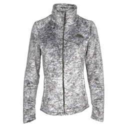 The North Face Novelty Osito Womens Jacket, New Taupe Green Marble Print, 256